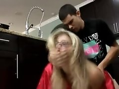 Hot Mom gets seduced and creampied by Stepson