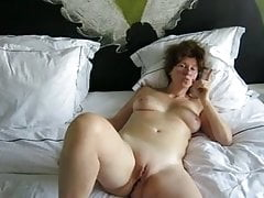 First-timer vid mature damsel three