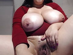 #1 plumper mature with phat dangling mammaries and fat moist cooch