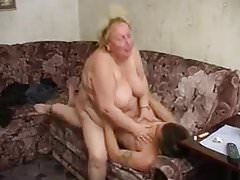 Scalding russian granny's porno relating to juvenile impoverish