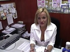 Hard sex with slut spanish secretary