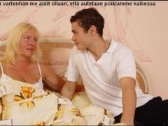 Slideshow adjacent to Finnish Captions: Russian mother Kira 8