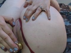 Stwitter.com/BadWifeOhio attempts out fresh ass plaything