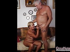 OmaHoteL Hot Granny Pictures Compilation movie