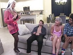 Swinger soiree new-comers TRAILER