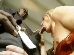 Cheating deep-throats big black cock KOLI