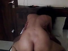 Indian wifey sharing filmed by spouse